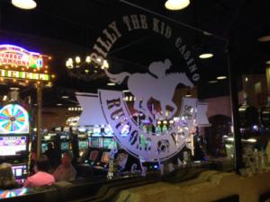 Billy The Kid Casino at Ruidoso Downs