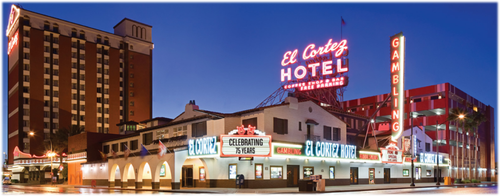 El Cortez in Downtown Las Vegas Turns 75