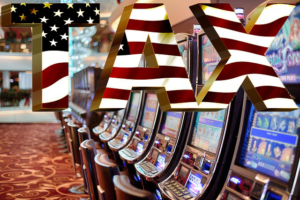 US Casinos Taxes on Slots Jackots
