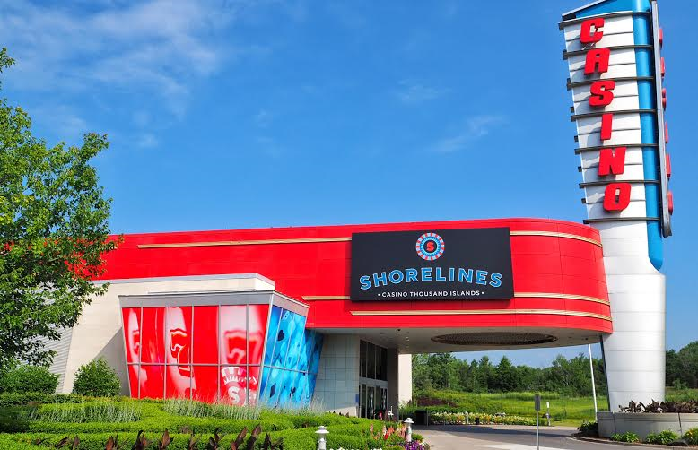 Shorelines adds New Slots to Thousand Islands Casino