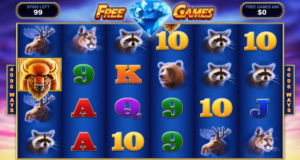 Buffalo Blitz Online Slot Features