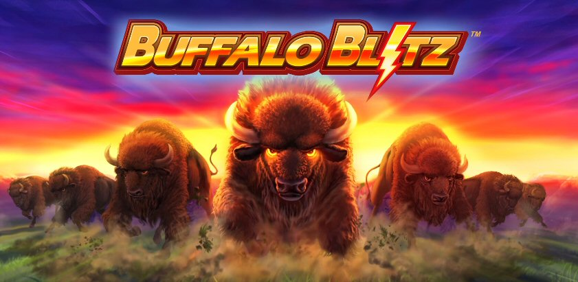 Buffalo Blitz Slot by Playtech