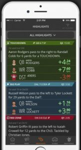 DK Live for Daily Fantasy Football Fans