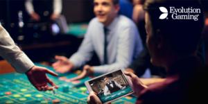 Evolution Gaming Best Live Casino for Mobile