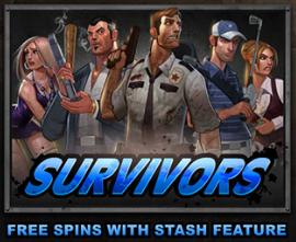Lost Vegas Slot Survivors