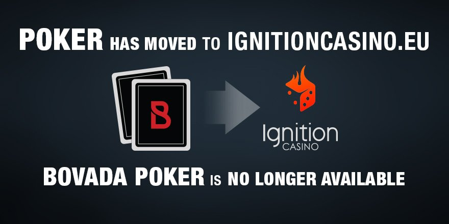 Bovada bought by Ignition Casinos