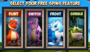 Dragonz Slot Free Spins