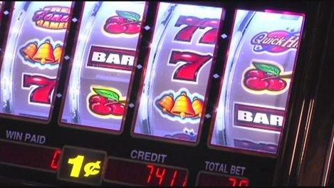 Slot Machine Virtual Picture