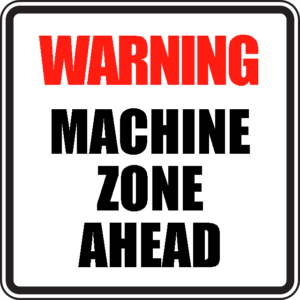 Avoid the Machine Zone when you Play Slots for Real Money