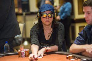 American-Canadian Poker Pro Jennifer Tilly