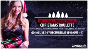 Christmas Live Dealer Roulette by Playtech