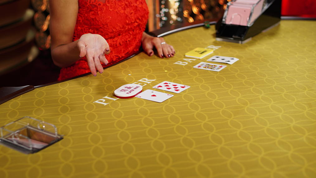 Live Dealer Baccarat - Speed Baccarat