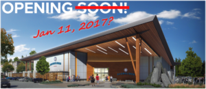 Shorelines Casino maybe opening Jan 11 2017