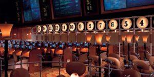 Bellagio Las Vega Sports Betting Venue
