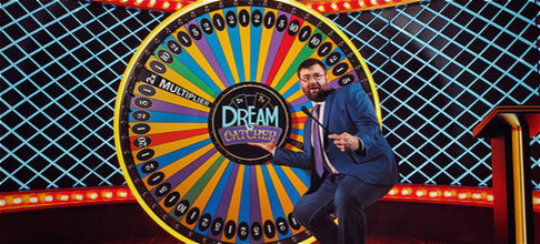 New live casino game Dream Catcher
