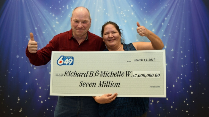 Bourgeois and Wishard Winning the Lottery in BC