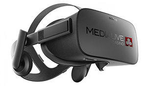 Medialive VR Casino Headset