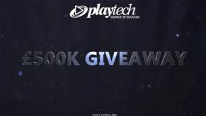 Playtech Super Hero Slots 500k Giveaway