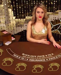 Live Casino Game Play on Playtech