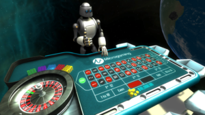 VR Roulette by Microgaming