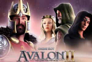 Best Fantasy Slots - Avalon 2