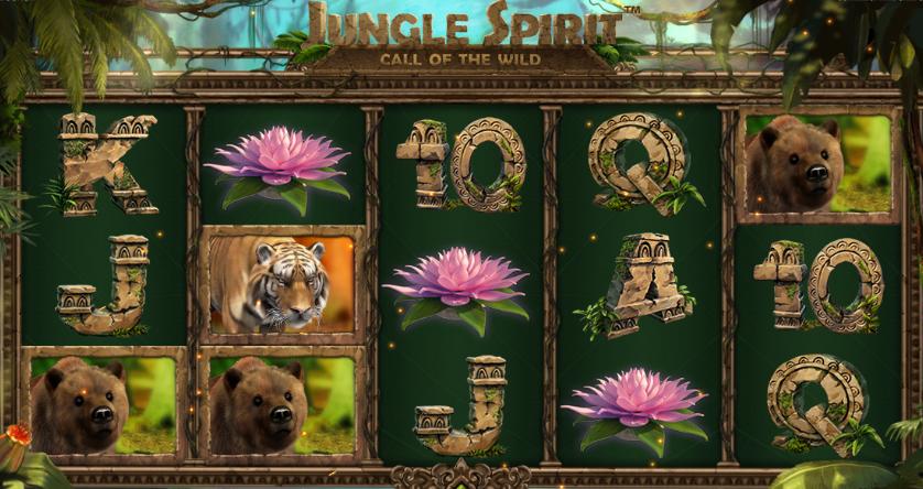 Jungle Spirit Slot Review Scatter
