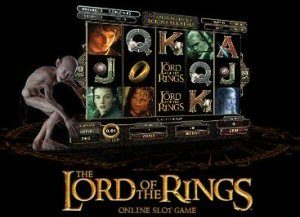 Best Movie Theme Slots Online - LOTR