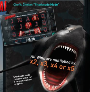 Best Movie Theme Slots Online Sharknado