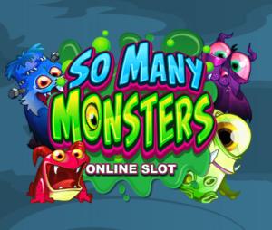 Best Fantasy Slots - So Many Monsters