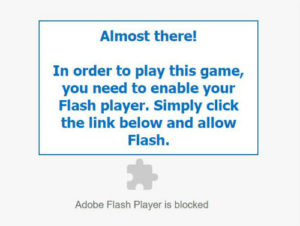 Crhome Flash Block - Live dealer casino games
