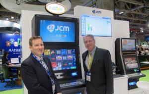 New Slots Kiosks Fuzion by JCM