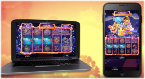 HTML5 online and mobile casino games