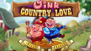 Oink Country Love Slot by Microgaming