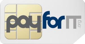 PayforIt Casino Deposits Logo