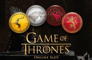 Best TV Themed Slots - Game of Thrones