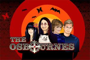 Best TV Themed Slots - The Osbournes