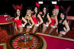 Playboy Live Dealer Tables