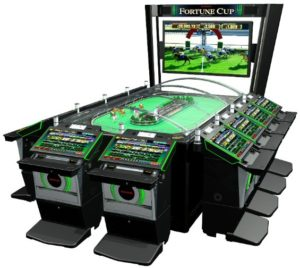 Fortune Cup Mechanical Horse Race Betting