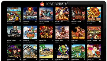 Habanero Slots Are Catching Fire At Mobile Casinos In 2018 Canadian Slots Blog