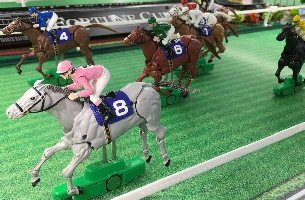 Konami Releases Fortune Cup Real Money Horse Racing Sim
