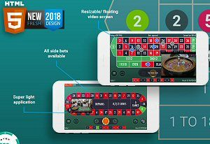 Vivo Gaming Live Roulette for Mobile