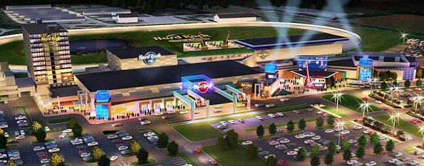 Casinos with slot machines