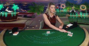 3D Live Dealer Casino Blackjack