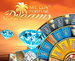 Mega Fortune Dreams Slot pays 4 Million Progressive Jackpot