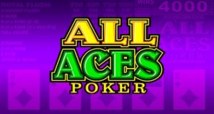 Microgaming All Aces Video Poker Beatable