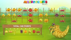 How to Play Moody Fruits Slot