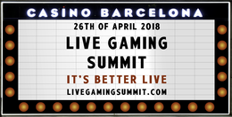 Evolution wins Best In-Casino Streaming Live Casino Provider at Live Gaming Summit 2018