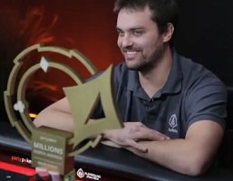 Taylor Black wins PPL Millions North America Poker Main Event