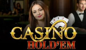 How to Play Live Casino hold'em Online