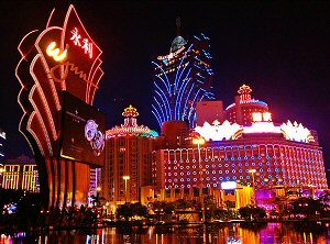 Casinos in Macau to make Richest Place on Earth